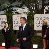 Alec Baldwin en los Globos de Oro