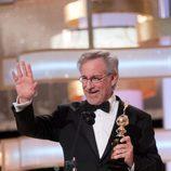 Steven Spielberg recoge el Globo de Oro honorífico