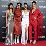 Aitana, Amaia, Miriam y Ana Guerra arrasan en los premios Cosmo Awards 2018