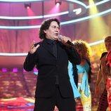 José Corbacho es Raphael en la gala 4 de 'Tu cara me suena'