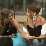 Techi y Mónica Hoyos en la gala 6 de 'GH VIP 6'