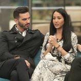 Suso y Aurah Ruiz en la gala 6 de 'GH VIP 6'