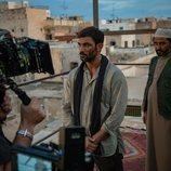 Francesco Arca es Hayzam en 'Promesas de arena'