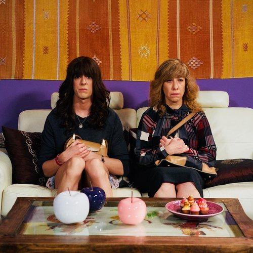 Alba y  Berta en la temporada 11 de 'La que se avecina'