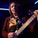 Fina Palomares toca la guitarra en la temporada 11 de 'La que se avecina'