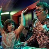 Menchu y Bruno de fiesta en la temporada 11 de  'La que se avecina'