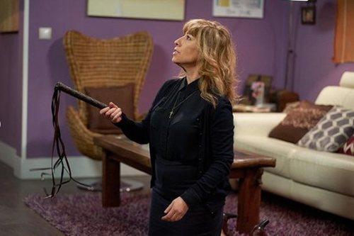 Berta se flagela en la temporada 11 de 'La que se avecina'