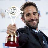 Roberto Leal posa en los Premios Iris 2018