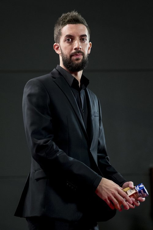 David Broncano en los Premios Iris 2018