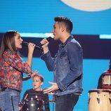 Sabela y Damion cantan a dúo en la Gala 5 de 'OT 2018'
