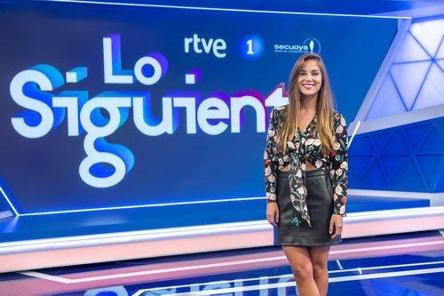 Marta Márquez es colaboradora de 'Lo siguiente'