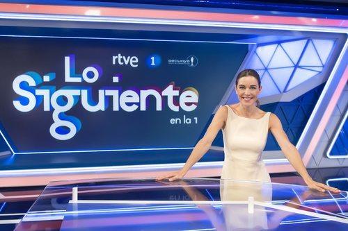 Raquel Sánchez Silva presenta 'Lo siguiente'