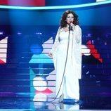 Anabel Alonso imita a Rocío Jurado en la gala 5 de 'Tu cara me suena'