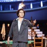 María Villalón imita a Antonio Molina en la gala 5 de 'Tu cara me suena'