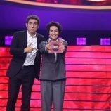 María Villalón es la ganadora de la gala 5 de 'Tu cara me suena'