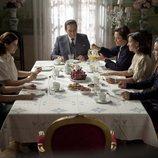 La familia de la Torre en la segunda temporada de 'La República'