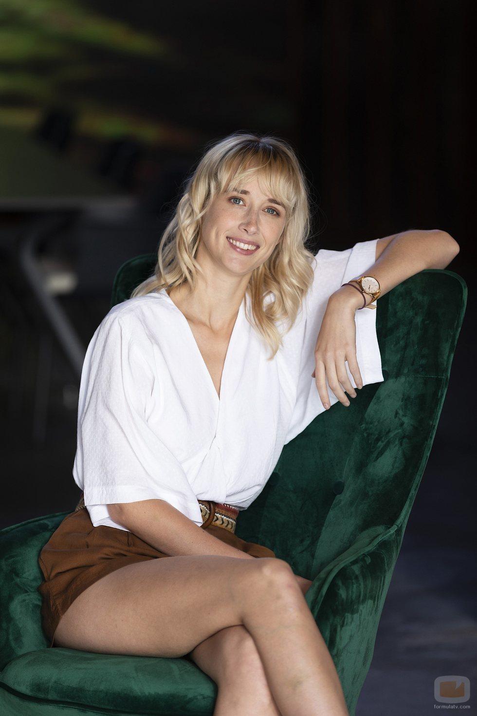 Ingrid García Jonsson es Carol en la serie 'Instinto'