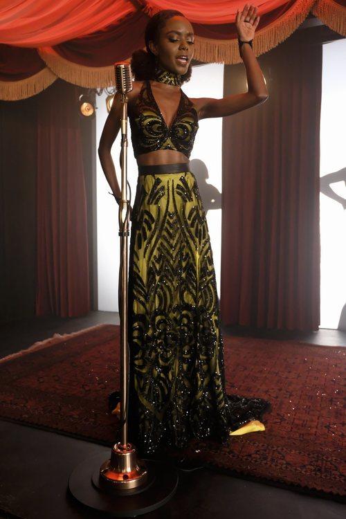 Ashleigh Murray en la tercera temporada de 'Riverdale'
