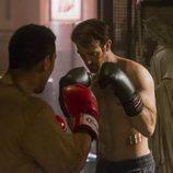 Matt Murdock durante una pelea en la tercera temporada de 'Daredevil'
