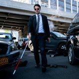 Charlie Cox en la tercera temporada de 'Daredevil'