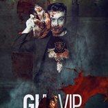 Ángel Garó sufre Halloween en 'GH VIP 6'