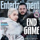 Jon Nieve y Daenarys Targaryen, protagonistas de la primera imagen de la Temporada 8 de 'Juego de Tronos'