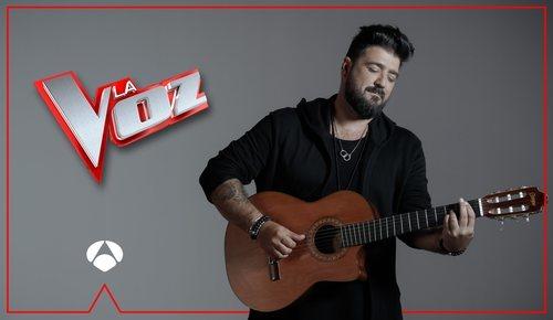 Antonio Orozco es uno de los coach de 'La Voz' en Antena 3