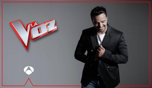 Luis Fonsi es uno de los coach de 'La Voz' en Antena 3