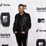 David Guetta en los EMAs 2018