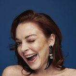 Lindsay Lohan y su divertida pose en los EMAs 2018