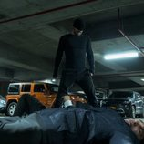 El personaje de 'Daredevil' en una escena de la tercera temporada