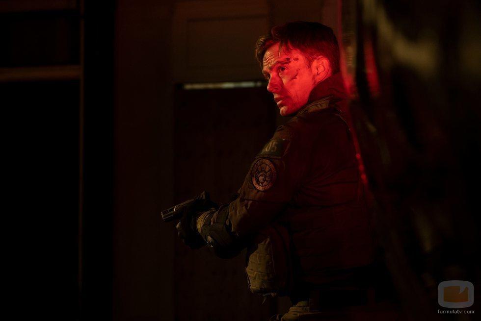 Wilson Bethel es el agente Poindexter en la tercera temporada de 'Daredevil'