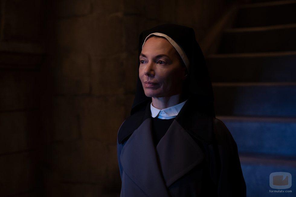 Joanne Whalley en la tercera temporada de 'Daredevil'