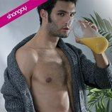 Eduardo Rosa posa con el torso al desnudo para Shangay