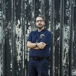 Alberto Velasco, Palacios en 'Vis a vis', en la cuarta temporada