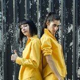 Zulema y Saray en la cuarta temporada de 'Vis a vis'