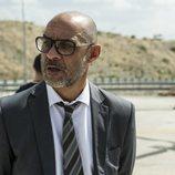 Sandoval en la cuarta temporada de 'Vis a vis'