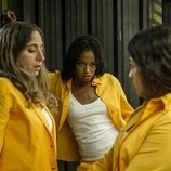 Rizos, Tere y Altagracia en la cuarta temporada de 'Vis a vis'