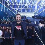 Roberto Leal en la Gala 7 de 'OT 2018'