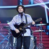 Brays Efe era Morat en la Gala 7 de 'Tu cara me suena'