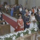 Una boda militar en la primera entrega de 'Cuatro Weddings'
