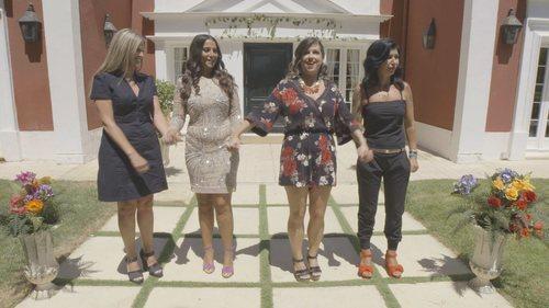 Las cuatro novias esperan a saber quién ha ganado el primer programa de 'Cuatro Weddings'