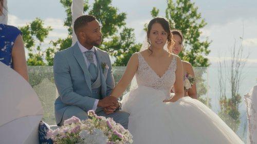 Dos enamorados celebran su boda en 'Cuatro Weddings'