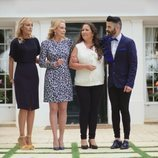 Los concursantes esperan el veredicto en 'Cuatro Weddings'