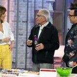 Emma García y Torito en 'Viva la Vida'