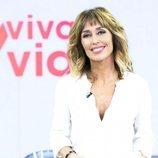 Emma García se estrena como presentadora de 'Viva la vida' en Telecinco
