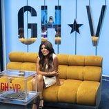 Chabelita dentro del confesionario en la Gala 9 de 'GH VIP 6'