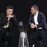 Ángel Garó y Jorge Javier en la Gala 9 de 'GH VIP 6'