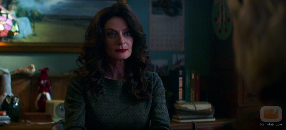 Madam Satan en el especial de Navidad de 'Las escalofriantes aventuras de Sabrina'