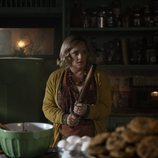 Hilda Spellman en el especial de Navidad de 'Las escalofriantes aventuras de Sabrina'